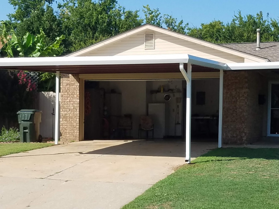 Shelter Your Vehicle in One of Our Custom Carports