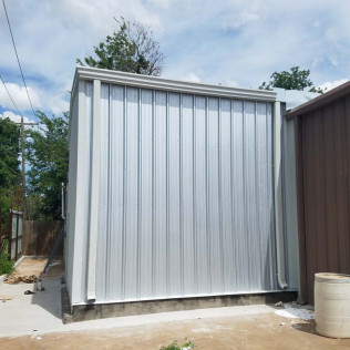 residential steel buildings oklahoma city ok